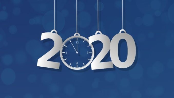 2020 - Änderungen im neuen Jahr