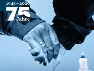 Zerstörung Dresdens - 75. Jahrestag