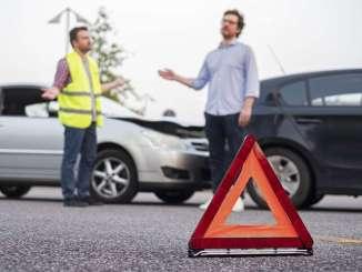Audi-Fahrer verursachte mehrere Unfälle