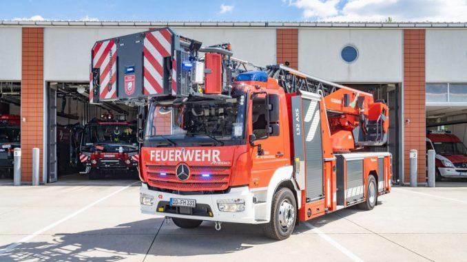 "Feuerwehrmesse ""Florian"" startet in Dresden"