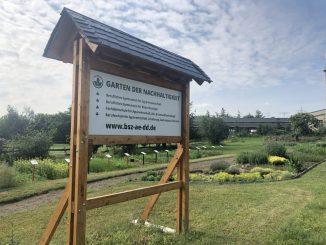Garten der Nachhaltigkeit © Berufliches Schulzentrum für Agrarwirtschaft und Ernährung