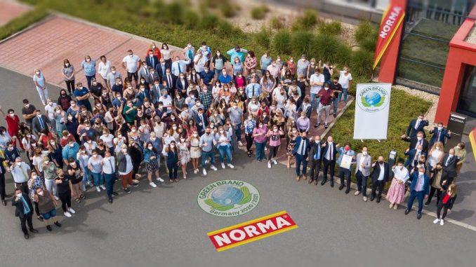 NORMA erhält Auszeichnung für nachhaltiges Handeln