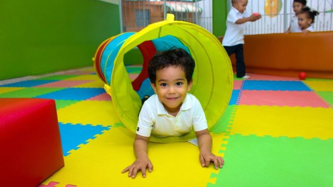 So bleiben Dresdner Kita-Kinder fit