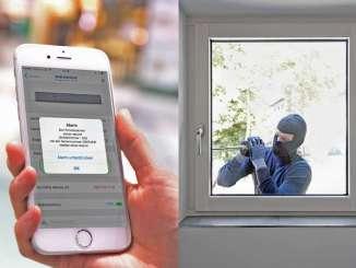 Mit Fensterüberwachung vor Einbrechern schützen