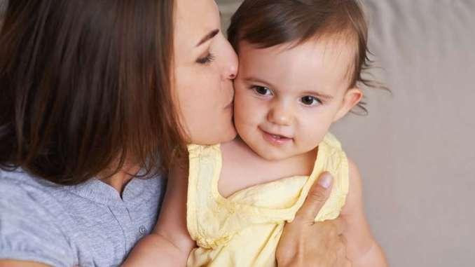 Kinderohren vorsichtig pflegen
