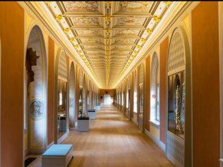Spiegel europäischer Kunstgeschichte