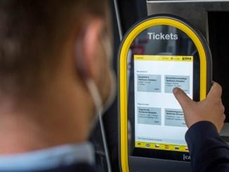 Barzahlung in Bus und Bahn wird abgeschafft