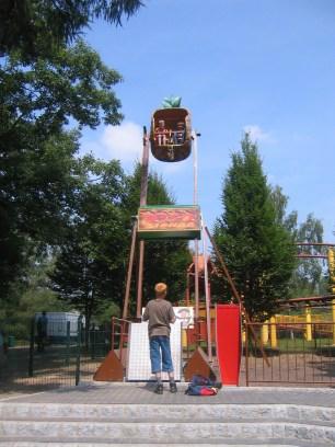 """Der """"Jungle Loop"""" bringt die Besucher richtig in Schwung. Foto: PR"""