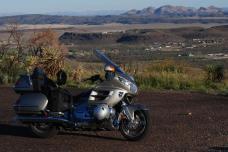 View from Fort Davis Scenic Overlook