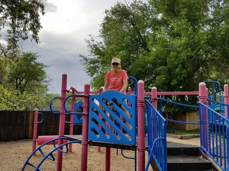 A fun playground
