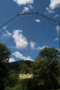 World's Largest Dream Catcher in Happy Camp