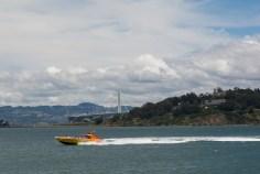 View of Oakland Bridge
