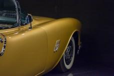 Gateway Auto Musem - 1954 Oldsmobile F-88 Concept Car