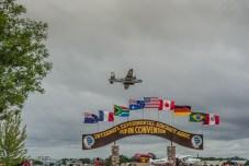 AirVenture Flightline Gate