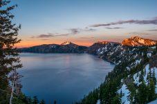 June - Crater Lake, Oregon