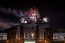 December - Tryon Palace, New Bern, NC