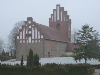 800 år gammelt, noget af bygningsværket
