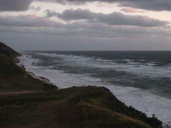 Ikke store bølger