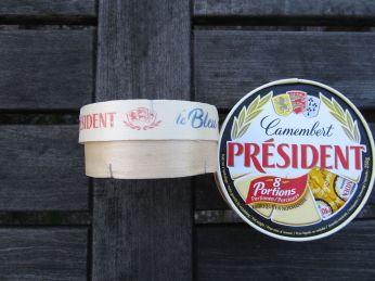 Franske oste - spån til venstre
