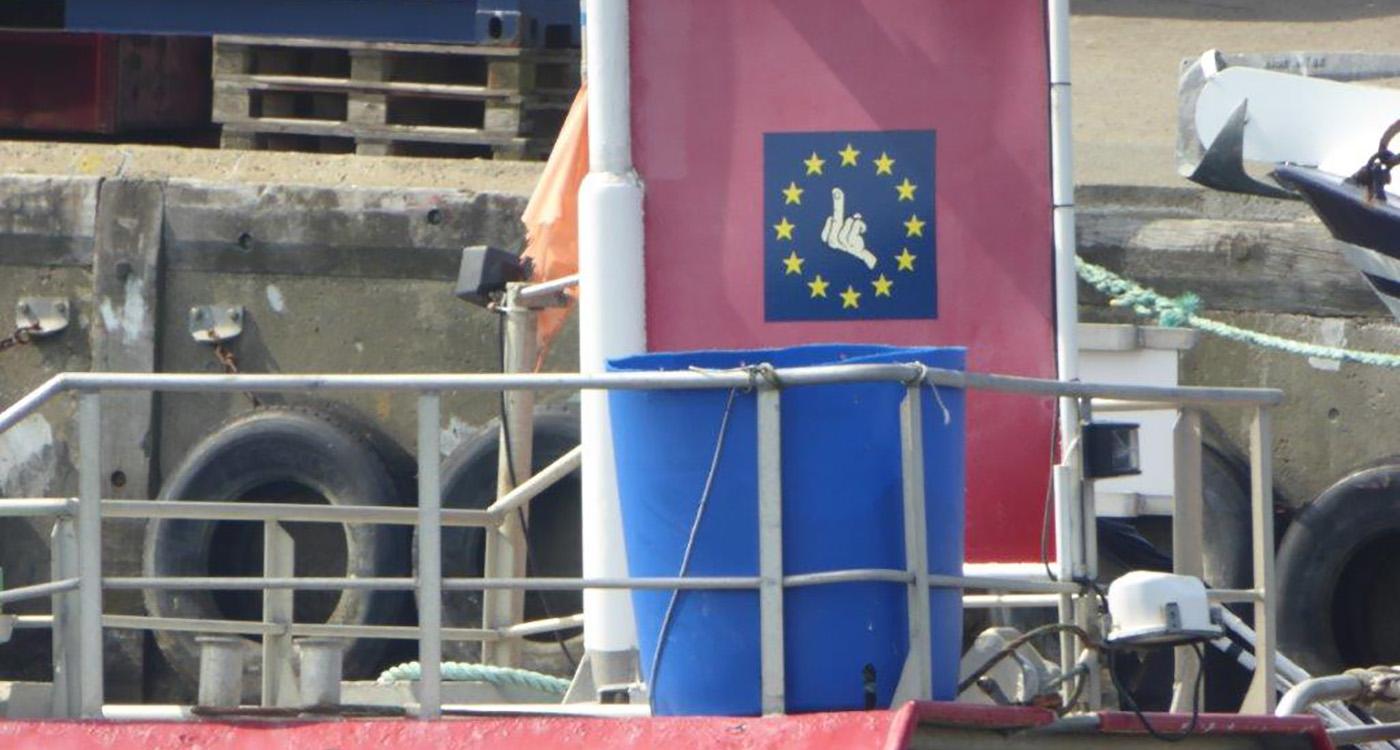 EU-udmeldelse vil gavne fiskeriet