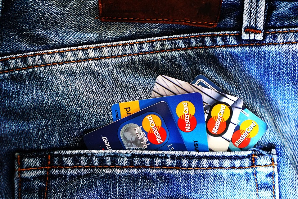 credit card bankruptcy