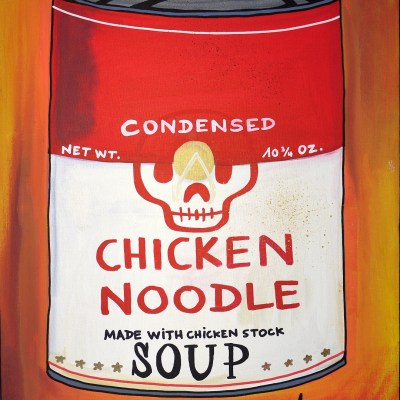 art contemporain popart campbell's soup cans Tarek Ben Yakhlef