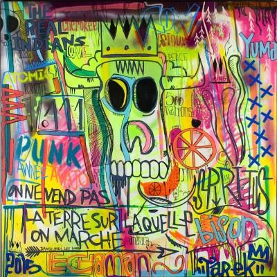 art contemporain pop art symbolisme tarek ben yakhlef drouot