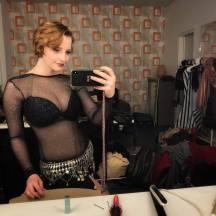 Josephine Backstage