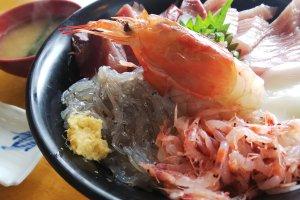 【富士市グルメ】魚河岸 丸天 富士店 海鮮