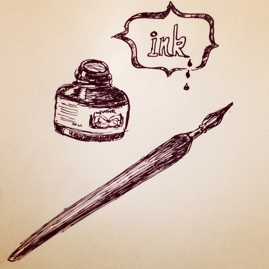 It Begins With A Simple Fountain Pen What I See With My