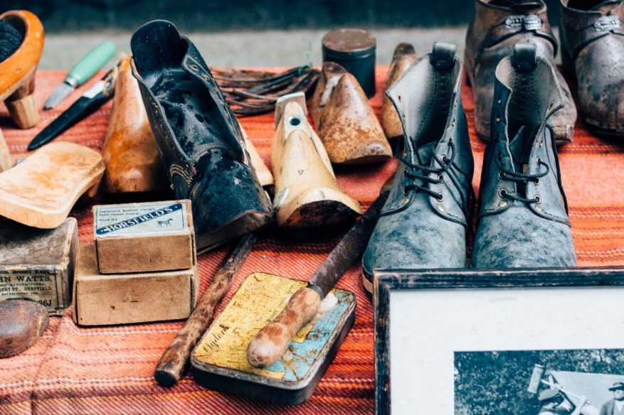 tips bisnis cuci sepatu