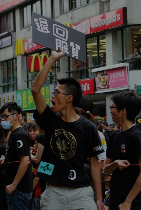 Was The Sunflower Movement A Taiwanese Independence Movement?