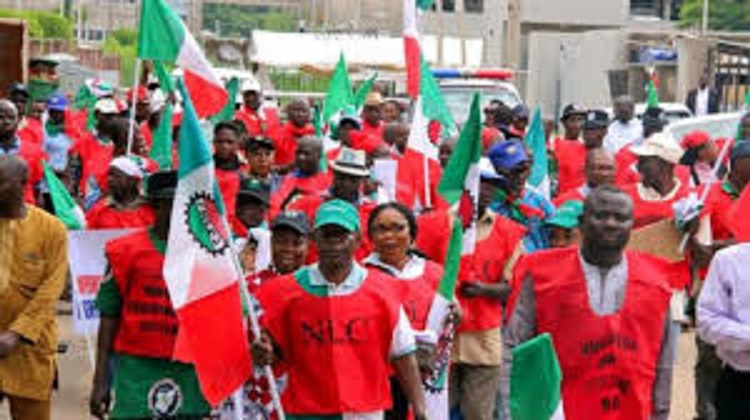 Organised labour to begin protest in Ekiti over minimum wage