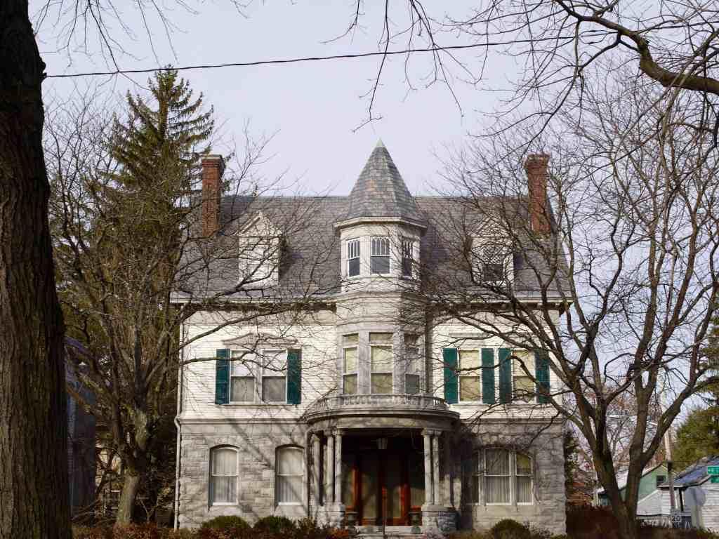 Historic Hudson house