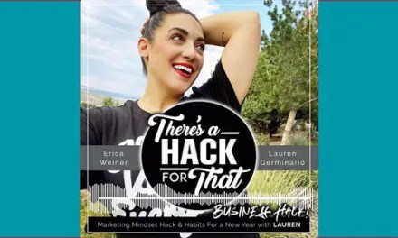 Business Hack: Marketing Mindset Hack & Habits For a New Year with Lauren