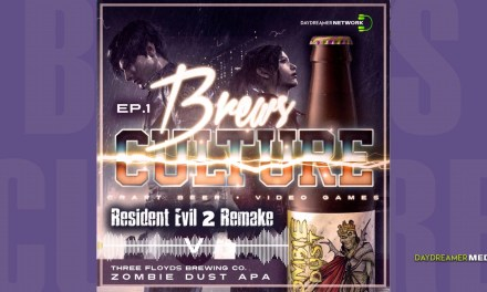 Resident Evil 2 Remake | Three Floyds Brewing Company Zombie Dust IPA