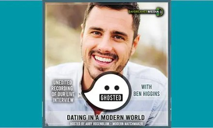 Recorded live interview with Ben Higgins
