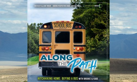 Hitchhiking Home: Buying a Bus with Brooke and Kade