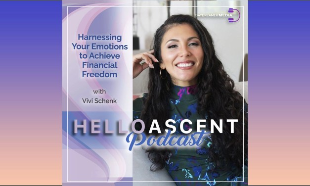 Harnessing Your Emotions to Achieve Financial Freedom with Vivi Schenk