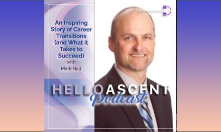An Inspiring Story of Career Transitions (and What You Need to Succeed) with Mark Hall
