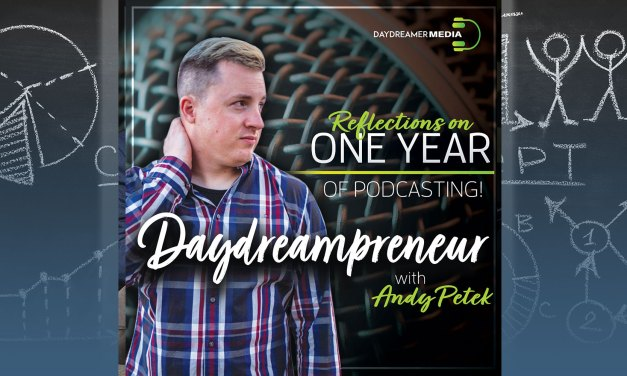 A REFLECTION ON ONE YEAR OF PODCASTING