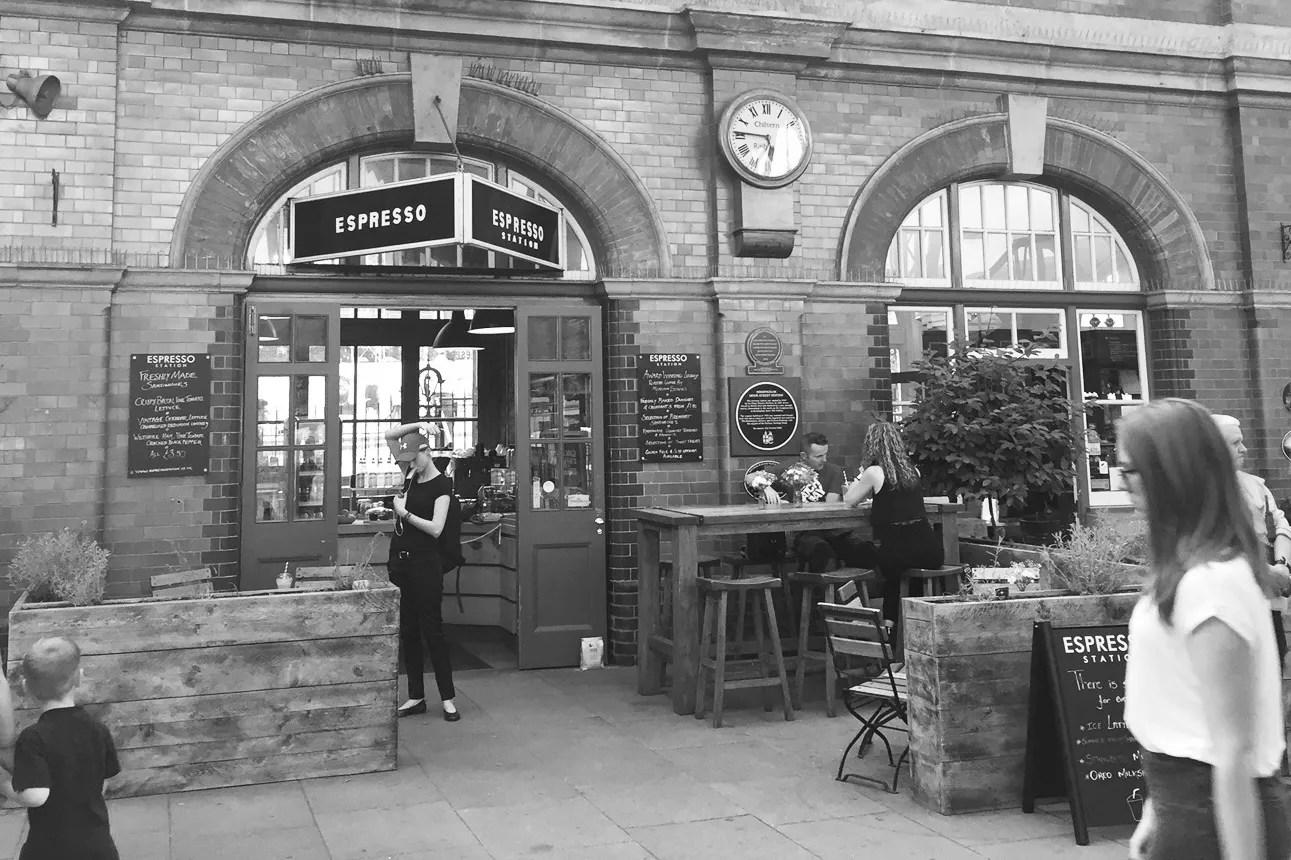 Moor Street Coffee Station
