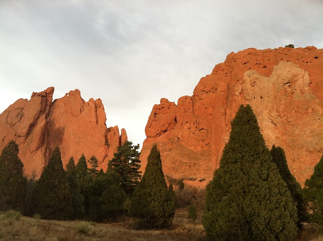 garden of the gods bucket list family travel rv life with kids