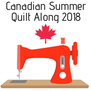 Canadian Summer Quilt Along Badge
