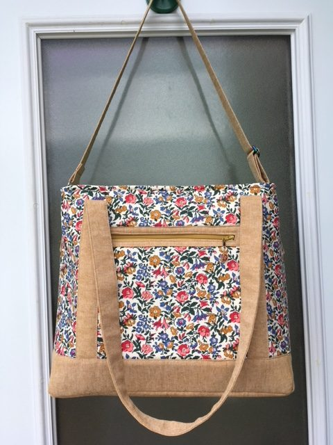Tudor Bag in Liberty of London