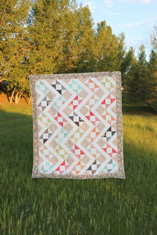 charm square quilt pattern