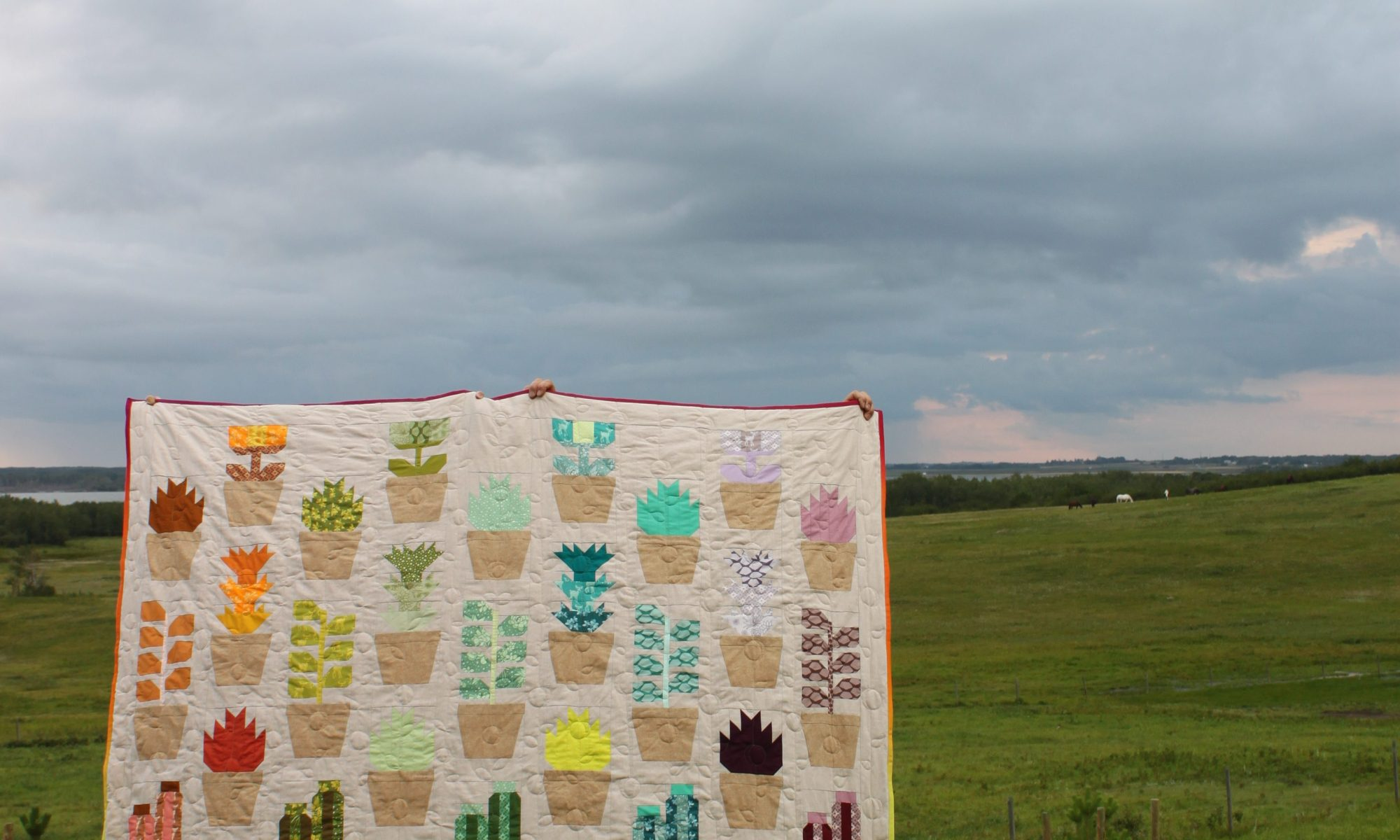 Greenhouse Quilt
