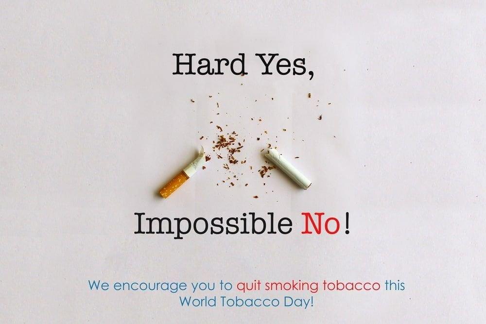 World No Tobacco Day Photo