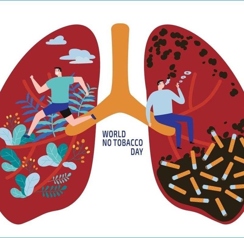 World No Tobacco Day Poster Image