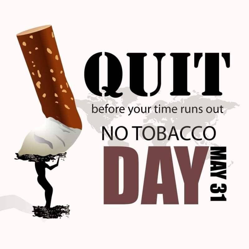 World No Tobacco Day Poster